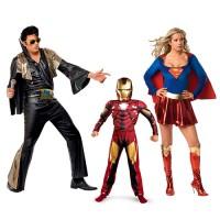 Super Heroes y Famosos